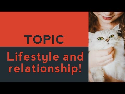 IELTS Vocabulary Band 8-topic Lifestyle And Relationship-IELTS Academic