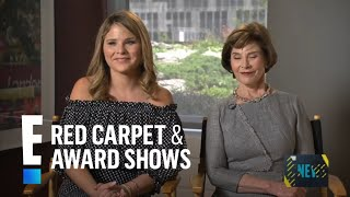 Repeat youtube video Jenna Bush Hager Tried to Set Sister Up With Who? | E! Live from the Red Carpet