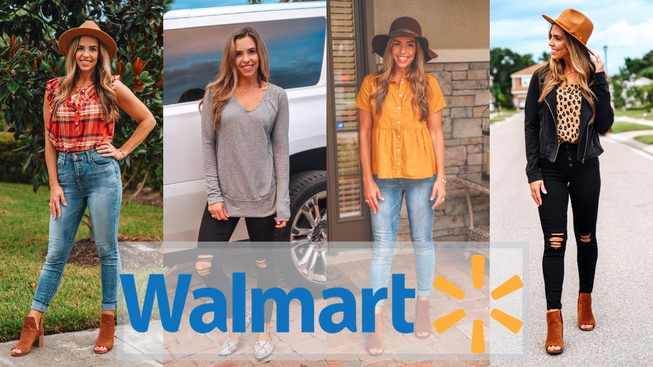 Walmart Fall Try on Haul 2019 | Fall Outfit Ideas | Danielle McElroy 6