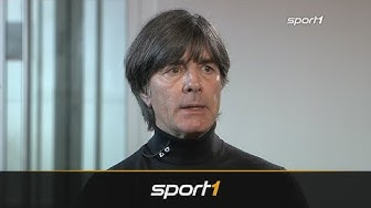 DFB-PK: Joachim Löw mit deutlicher Gesellschafts-Kritik | SPORT1