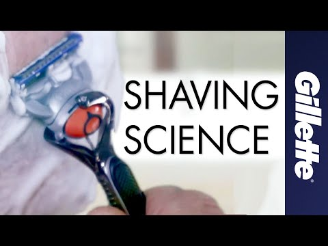 Thumbnail: How to shave your face | The science behind it | Gillette