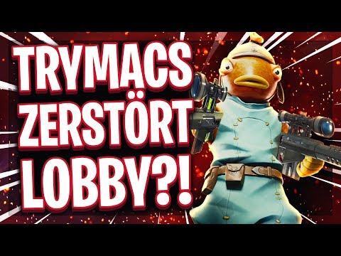 😳🎯DOPPEL HEAVY SNIPER IST KRANK! | Trymacs rasiert Lobby?!