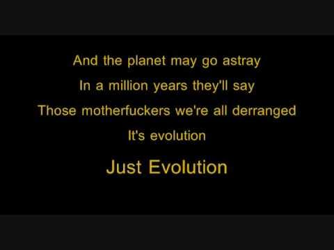 Evolution Lyrics - KoRn