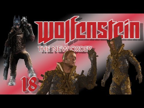 Wolfenstein New Order - Super Beer Boy - PART 18