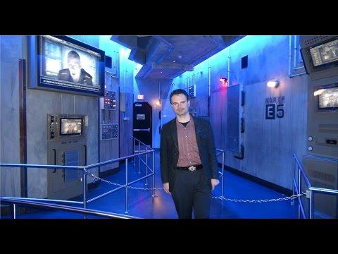 Inside Level 5 Top Secret Sierra Nevada Underground City Resident Evil Like Compound Hive Base