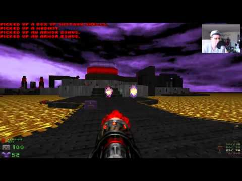 Let's Play Doom II: Violence (violence.wad) [MAP03 - Offshore]