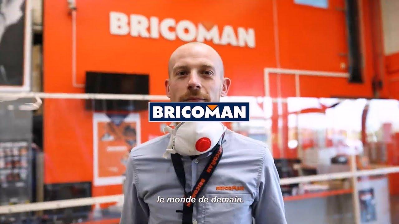 Bricoman A Vos Cotes