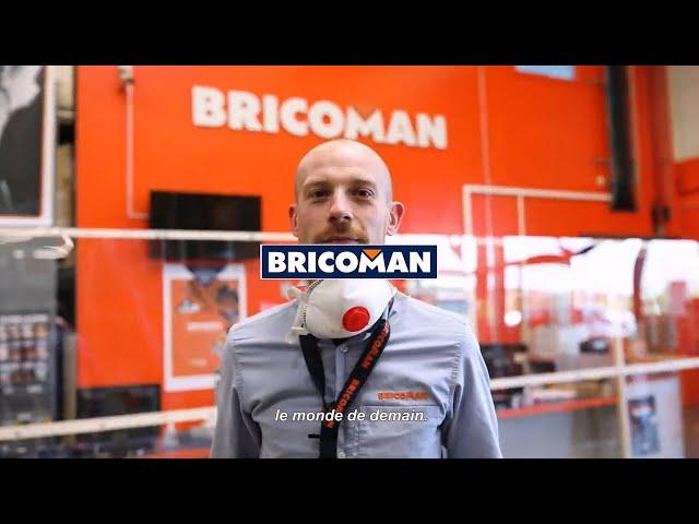 recrutement bricoman offres d emploi
