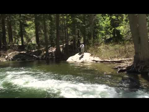 Eastern Sierra Stream Fishing
