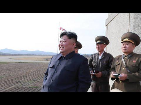 كوريا الشمالية: كيم جونغ أون يشرف على اختبار -سلاح تكتيكي- جديد  - نشر قبل 3 ساعة