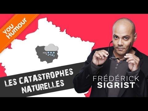 FREDERICK SIGRIST - Les catastrophes naturelles