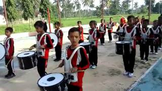 Video DRUM BAND SDN GIRING 1 MANDING LAGU CINTA GILA download MP3, 3GP, MP4, WEBM, AVI, FLV Agustus 2017