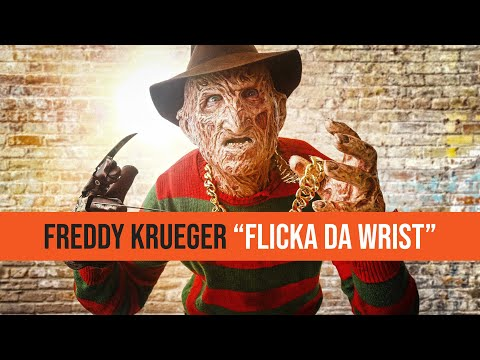 FREDDY KRUEGER - OFFICIAL