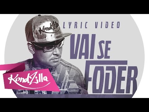 MC B.Ó - Vai Se Foder (Lyric Video) Prod. La Máfia