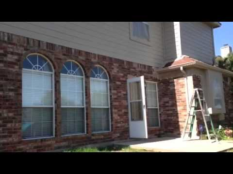Sherwin Williams SW 7038 Tony Taupe Exterior Painting