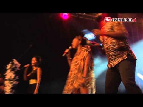 Aquapiknik z TV Disco - Sheila Bonnics of Boney M