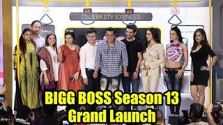 Bigg Boss Season 13 GRAND LAUNCH With Host Salman Khan   Full Video