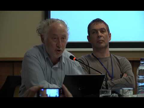 """Serge Wachter (FR) - Conference """"The city in 2112"""", Bratislava, 2012"""