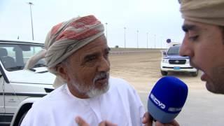 تحدي سالم بن حضيرم و عبد الله الرومي ( المستحيل )  -  أهل الهجن