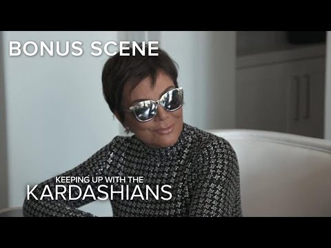Kris Jenner Bets Kim A Range Rover In High-Stakes Poker | KUWTK | E!