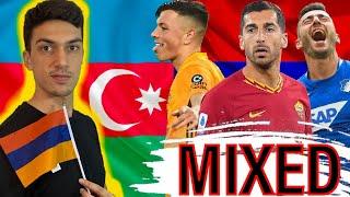 0 Chemistry Armenia Azerbaijan MIXED Squad FIFA Mobile