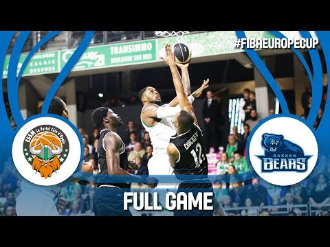 ESSM Le Portel (FRA) v Bakken Bears (DEN) - Full Game - Quarter-Finals - FIBA Europe Cup 2017-18