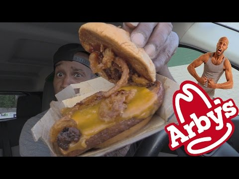 Arby's PORK BELLY'S World Tour Sandwich Review sHawTy
