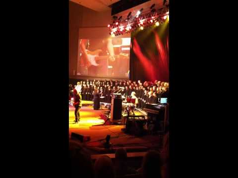 Michael W Smith Cedarville with Dayton Christian Schools