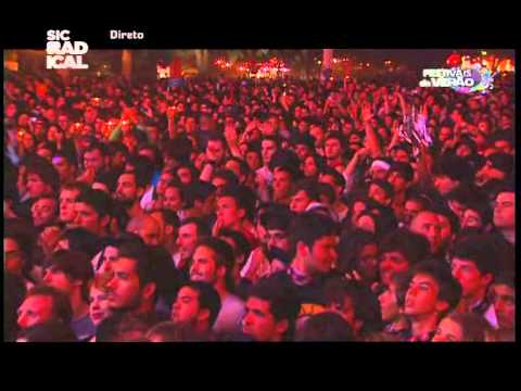 Gary Clark Jr - Super Bock Super Rock Portugal 2013