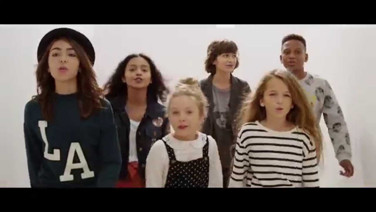 kids united on ecrit sur les murs clip officiel youtube. Black Bedroom Furniture Sets. Home Design Ideas