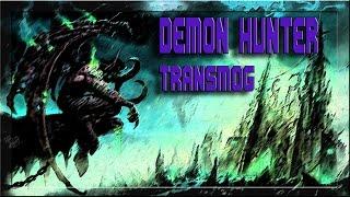 Demon Hunter Transmog