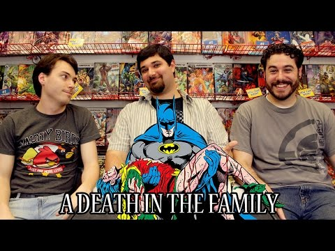 Batman: A Death in the Family on Back Issues