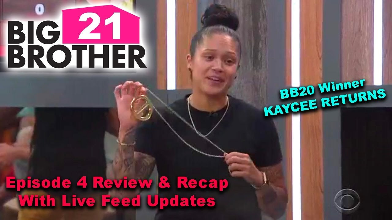 FIRST VETO WINNER OF THE SEASON - Big Brother 21 Ep 4 Review