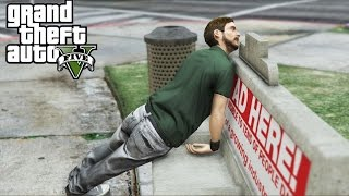 GTA V - Random Moments 21 (Painful Deaths!)