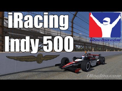 Let\'s Play/Race: iRacing - Indy 500 [Full Race]