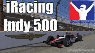 Let's Play/Race: iRacing - Indy 500 [Full Race]