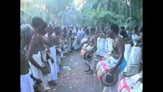 thamaramkulangara  panchavadyam..