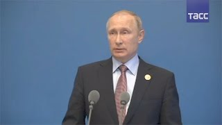 Владимир Путин прокомментировал всемирную кибератаку