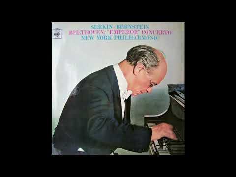 Beethoven Concerto No. 5 In E-Flat Major (Emperor) Rudolf SERKIN