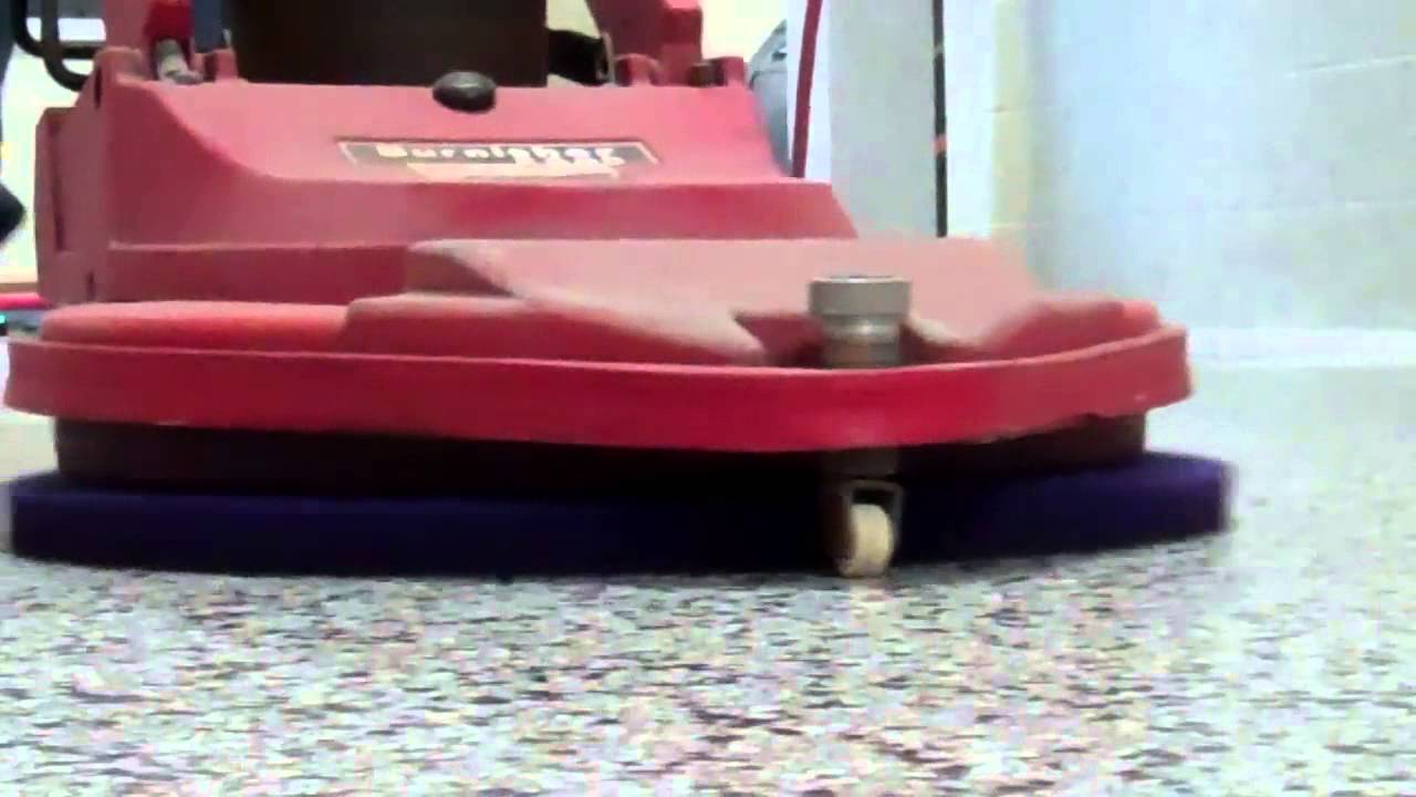 Best Way To Maintain Terrazzo Floors YouTube - How to maintain terrazzo floors