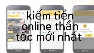 kiếm tiền MMO thần tốc-Vật Vờ-app kola -mã giới thiệu :D2Q47D-kiếm tiền online mới nhất