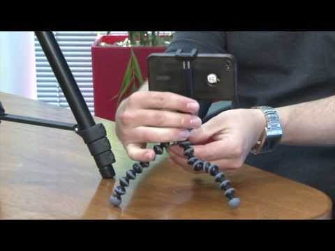 Video Camera Techniques - Stabelizing a Mobile Phone