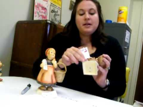 How to buy and sell M.I. Hummel Figurines
