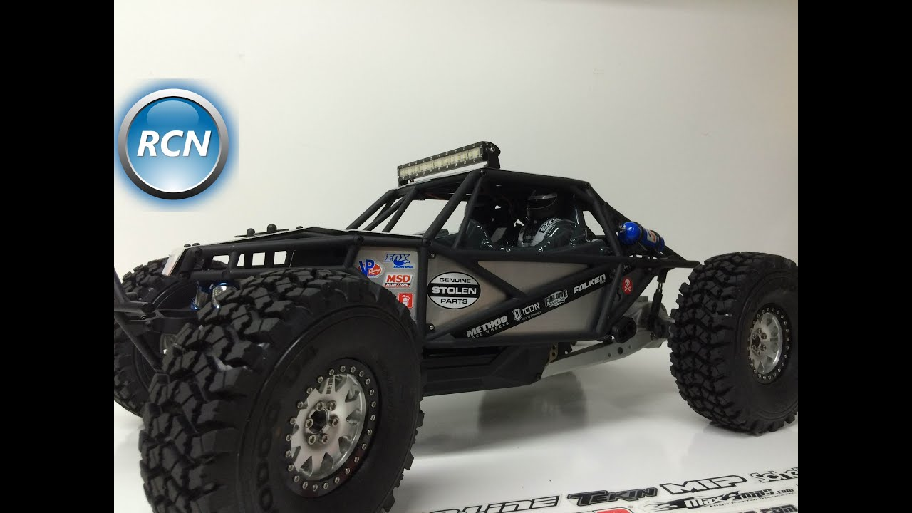 Axial Yeti Not So Rtr Build Complete Youtube