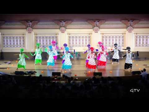 First Class Bhangra – Bhangra In The Burgh 8 (2014)