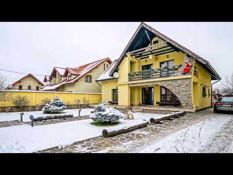 SOLD! Casă Specială, Situată în Comuna Hărman - Brașov.