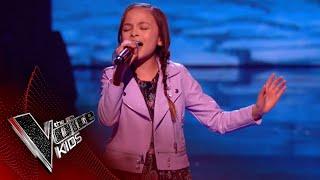 Mandy Performs 'The Climb': The Semi Final | The Voice Kids UK 2018 thumbnail