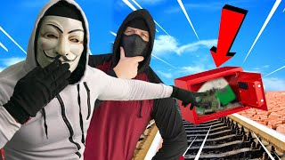 SPY NINJA SAFE CODE REVEALED!? HOW TO DEFEAT PROJECT ZORGO FOR GOOD! CHAD WILD CLAY CWC VY QWAINT