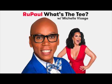 RuPaul: What's The Tee With Michelle Visage, Ep 149 - Audra McDonald