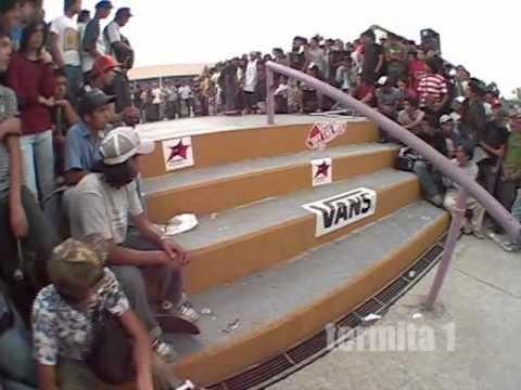 Demente Skateboards - Pabellon